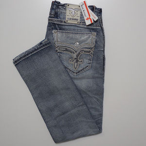 *Brand New* Men Rock Revival Jeans (34)